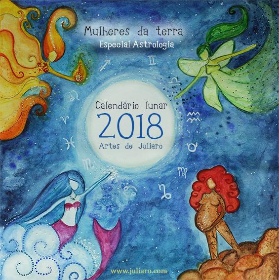 Capa calendário 2018