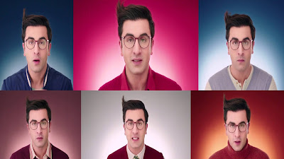 Ranbir Kapoor HD Wallpapepr Of Jagga Jasoos Film