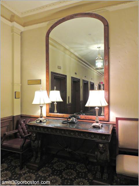Omni Parker House Hotel: Un Histórico de Boston