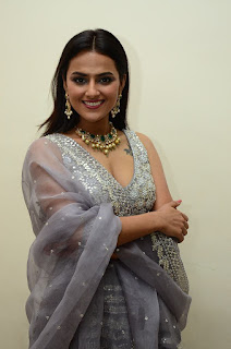 Shradha Srinath Hot Cleavage Pics