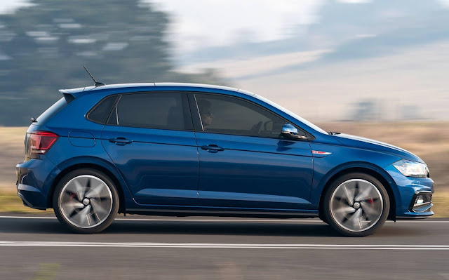 VW Golf é líder e Polo no top 5 mais vendidos - Eslovênia