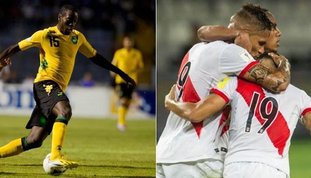 Peru vs Jamaica en vivo