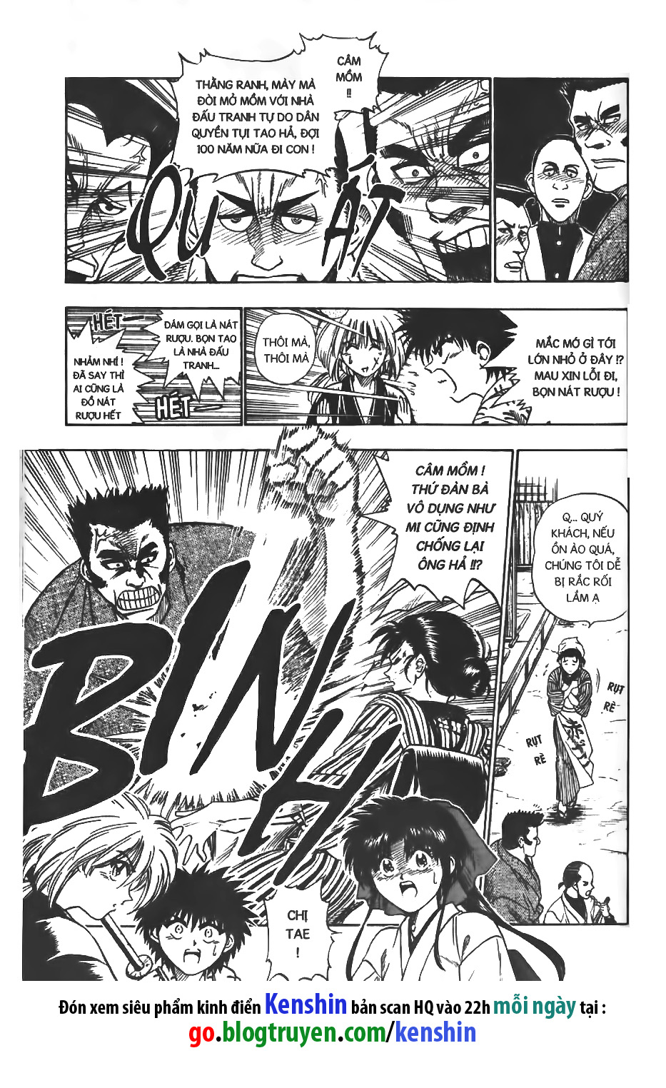 Rurouni Kenshin chap 5 trang 8