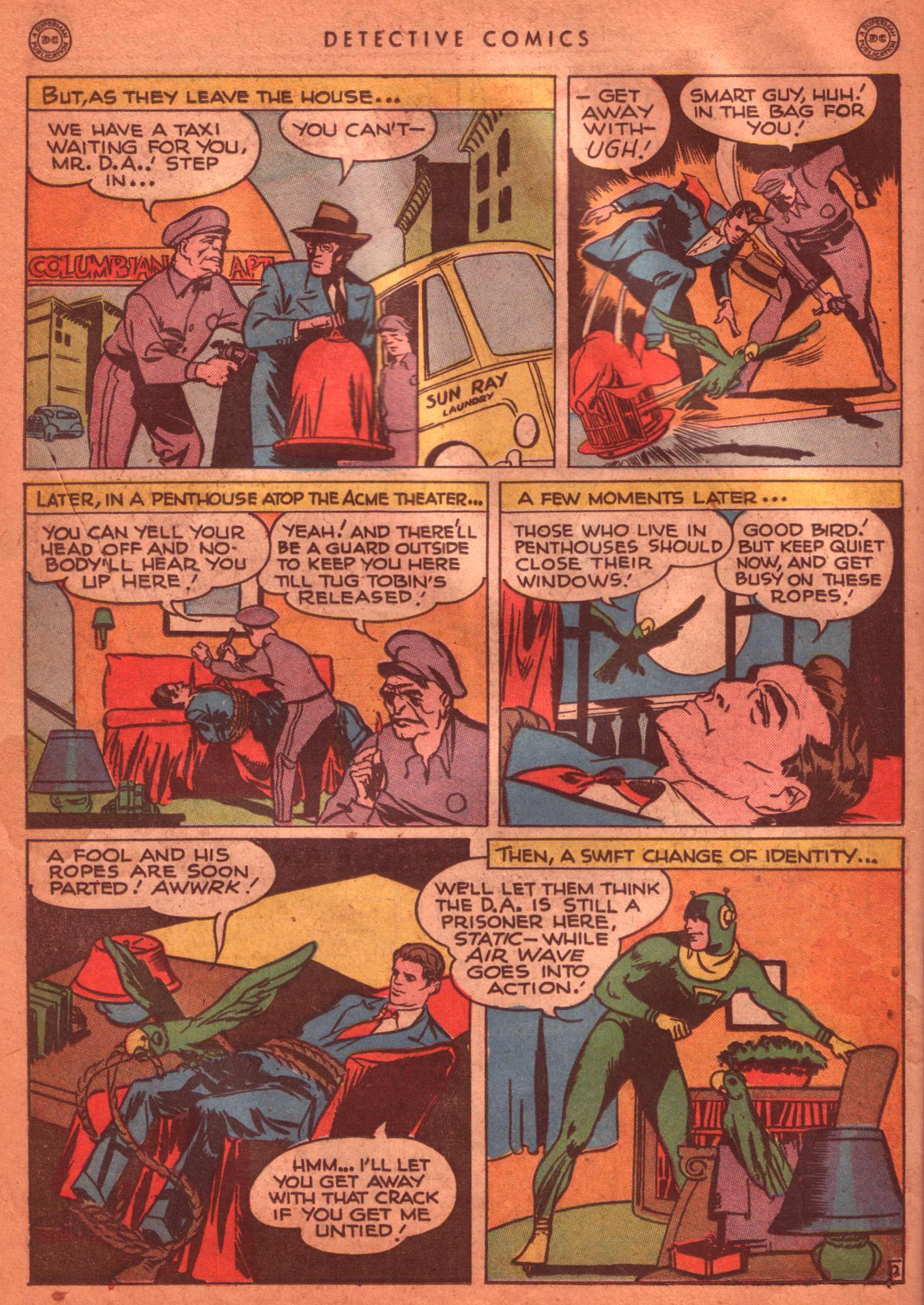 Read online Detective Comics (1937) comic -  Issue #125 - 18