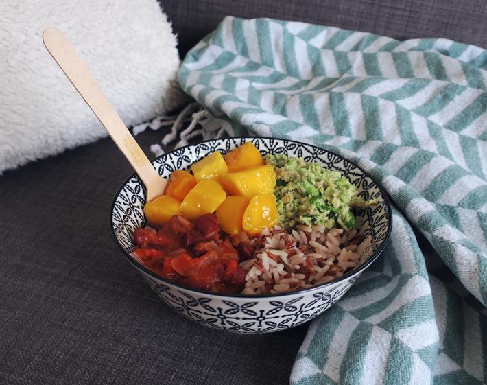 recette bouddha bowl vegan vegetarien