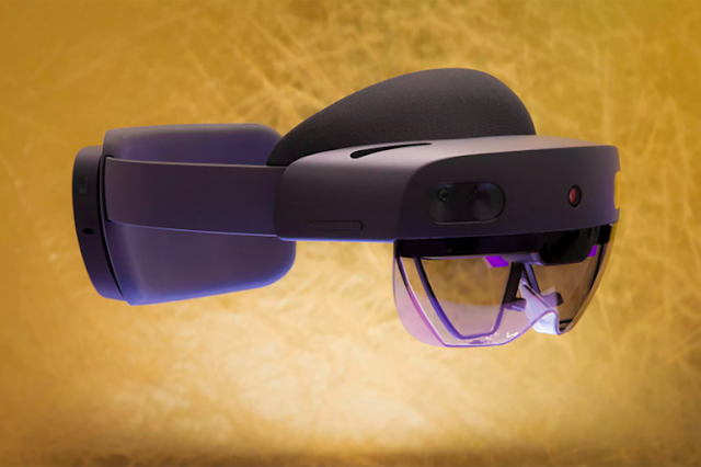 Epic Games Offer Development Support to HoloLens 2