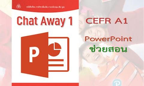 Chat Away 1 PTT (CEFR A1)