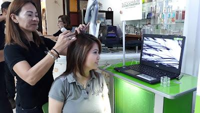 My Novuhair Experience at the Fanny Serrano Salon