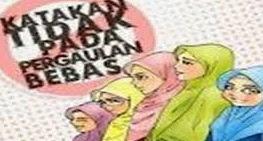 Berbicara wacana remaja selalu menerima tanggapan yang beraneka ragam Materi Sekolah    ETIKA PERGAULAN REMAJA MUSLIM