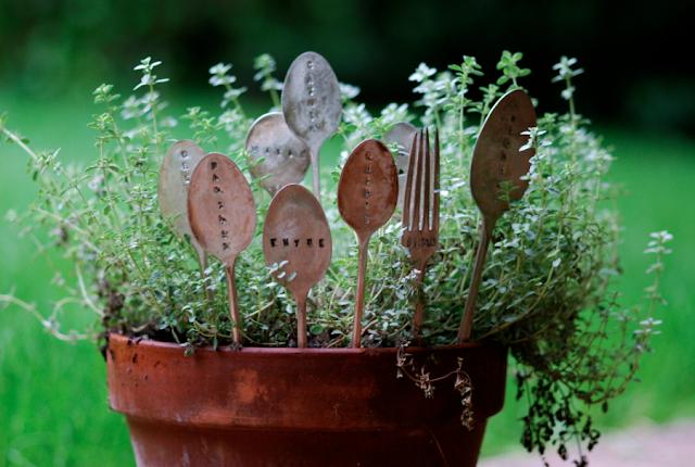 Jolies id es r cup pour le jardin for Recup pour le jardin