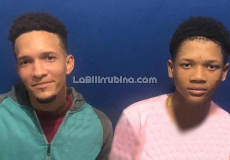 Yeison Ortiz y Brayan Rivera