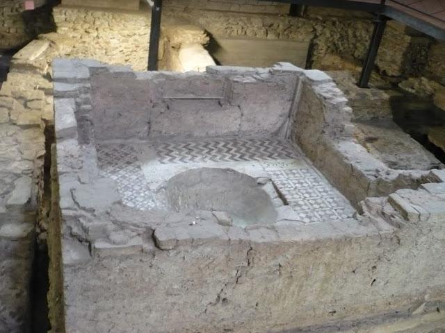 i resti della domus romana