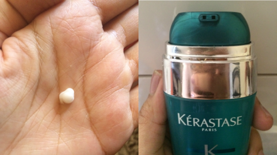serum therapiste kerastase low poo