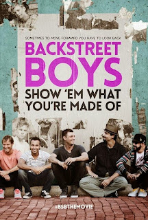 Backstreet Boys: Show 'Em What You're Made Of BDRip AVI + RMVB Legendado