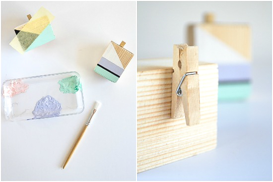 wood craft idea