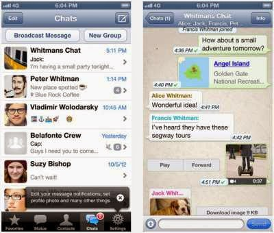 whatsapp messenger android gratis
