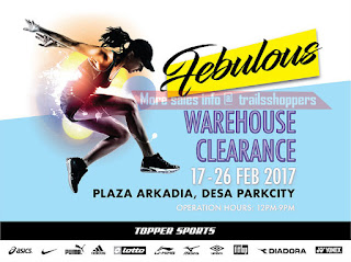 Topper Sports FEBulous Warehouse Clearance