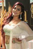 Prajna in Cream Choli transparent Saree Amazing Spicy Pics ~  Exclusive 074.JPG