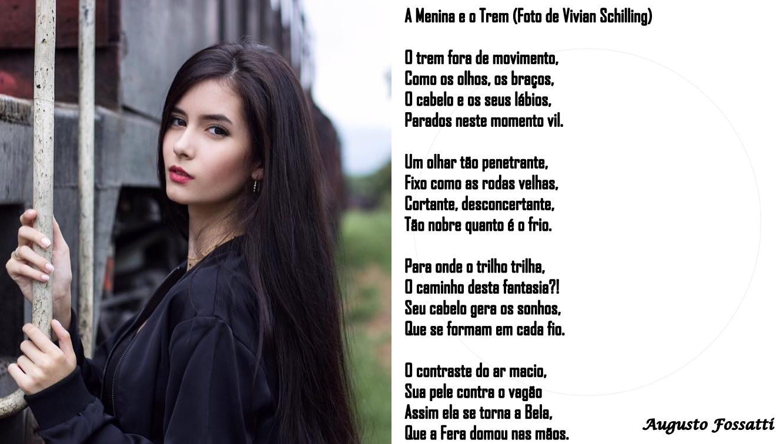 A MENINA E O TREM (OP.17 N.4)