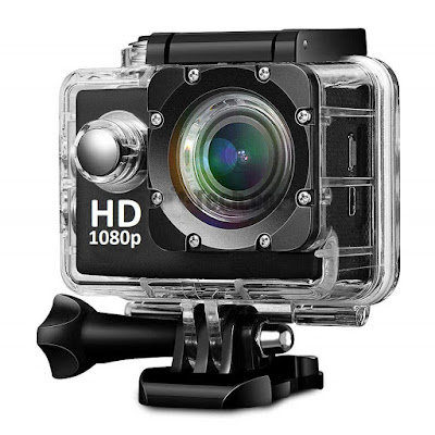 Teconica KL-5000 HD Action Camera