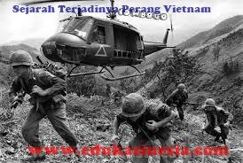 Sejarah Terjadinya Perang Vietnam dengan Penjelasan Terlengkap
