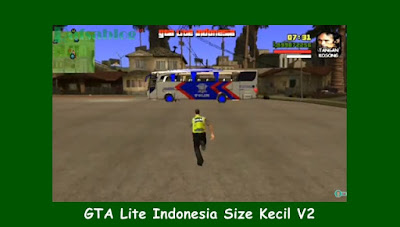 GTA Lite Indonesia Size Kecil V2 | 300 MB by iLhaM _51