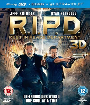 R.I.P.D. (2013) Dual Audio Hindi BluRay Download
