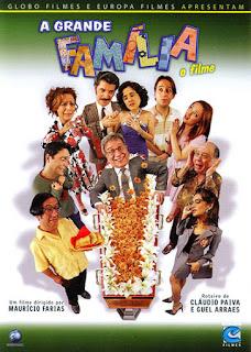 A Grande Família: O Filme - DVDRip Nacional
