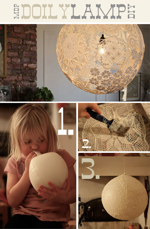 Do It Yourself Weddings: Lacey Looking Lighting