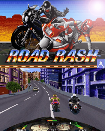 Road Rash Game Free Download Full Version For PC – Road Rash Apk File Free