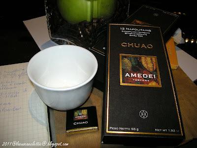 Tè e cioccolato
