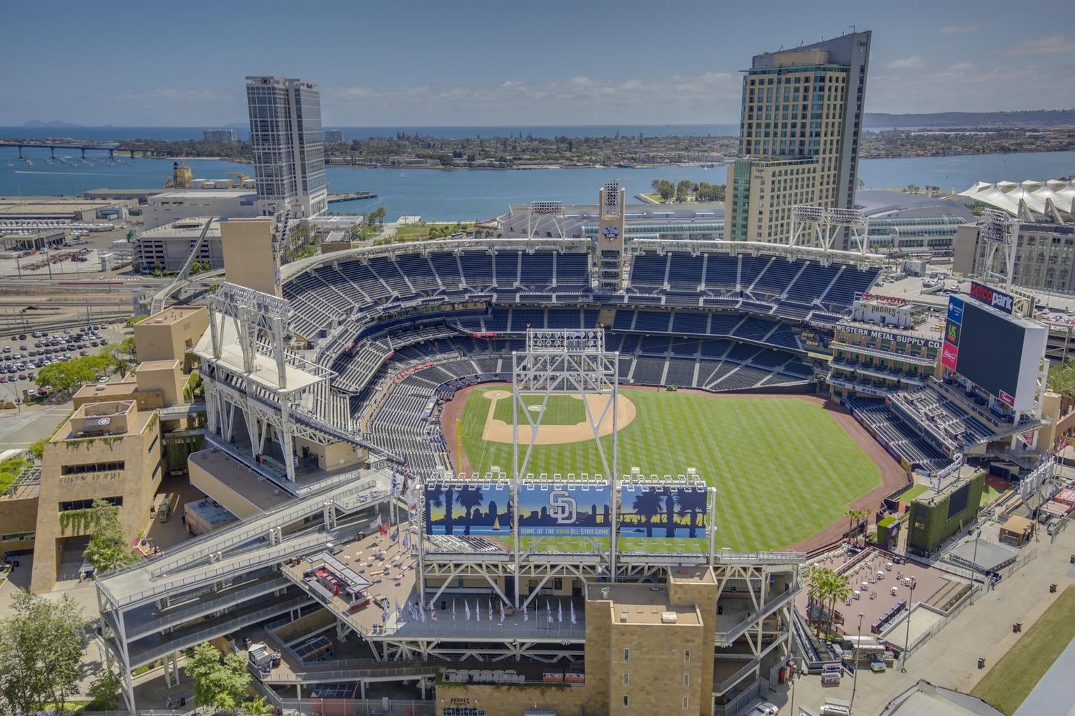 SanDiegoVille: Celebrate The San Diego Padres Petco Park Opening ...