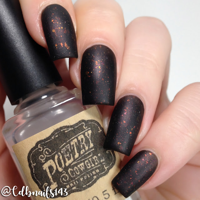 Poetry Cowgirl Nail Polish-What Matters