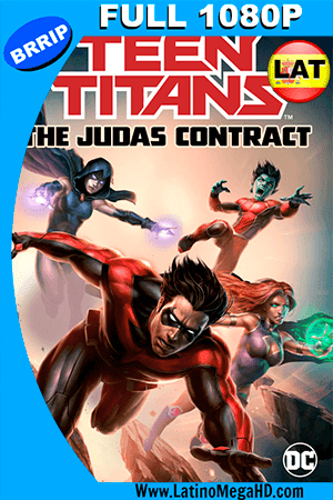 Los Jóvenes Titanes: El Contrato de Judas (2017) Latino HD 1080p ()