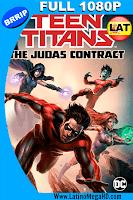 Los Jóvenes Titanes: El Contrato de Judas (2017) Latino HD 1080p - 2017