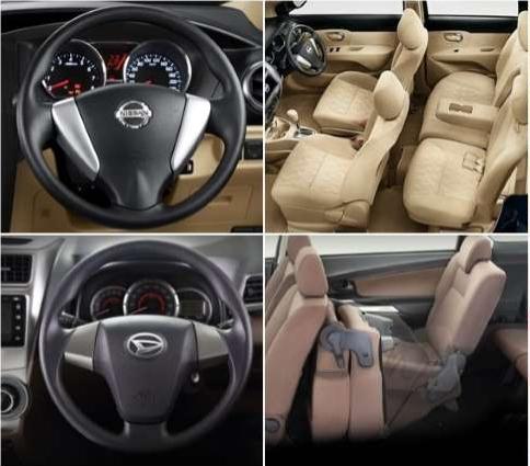 Small MPV Termahal Nissan Grand Livina VS Daihatsu Xenia