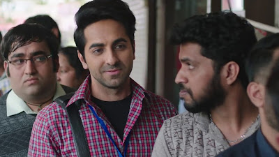 Ayushmann Khurrana Latest HD Photo In Shubh Mangal Saavdhan