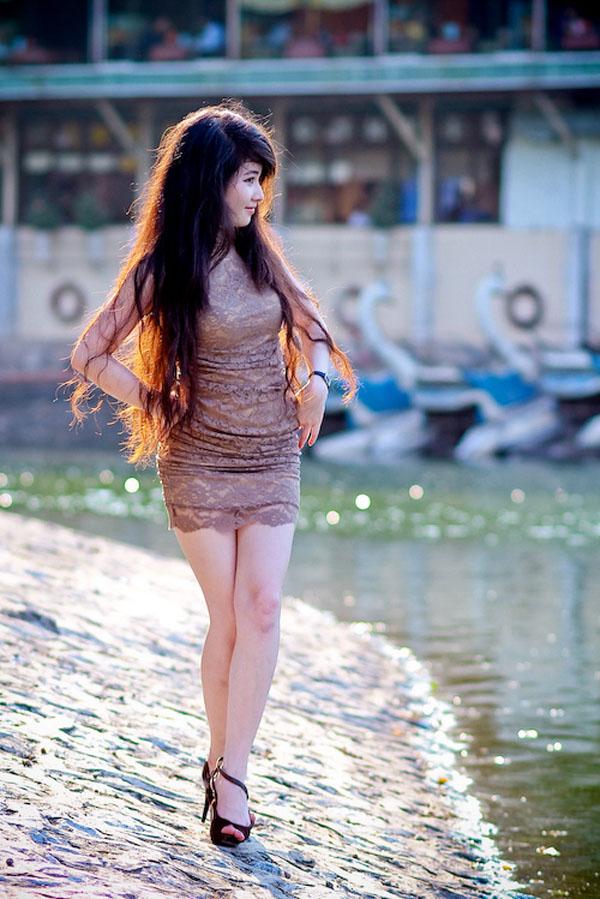Kang Cute Girls Sexy Vietnam  Jamtapler-5943