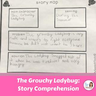 They Grouchy Ladybug