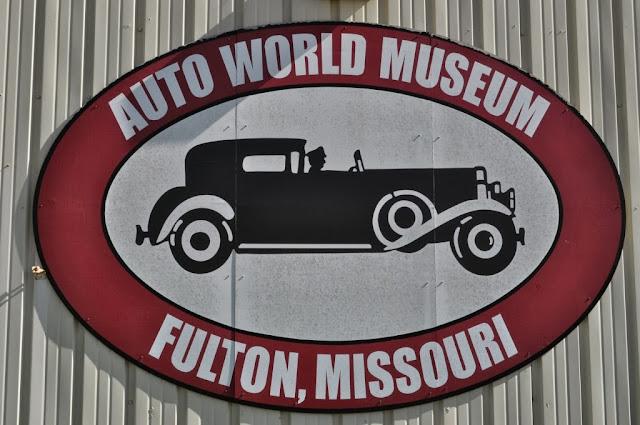 Fulton, MO: Auto World Museum