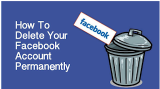 How To Erase Facebook Account Completely
