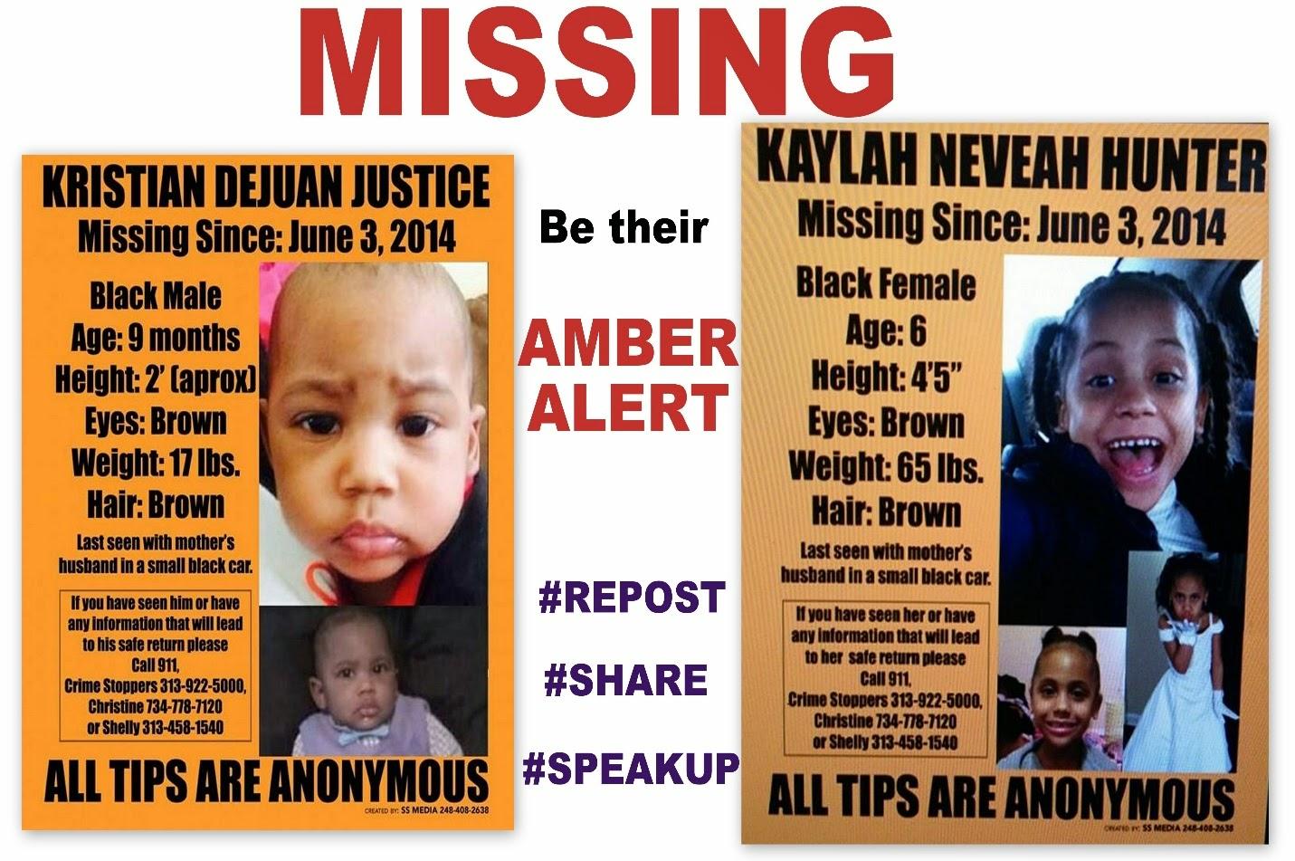 Children Refused Amber Alert After Mothers Brutal Murder