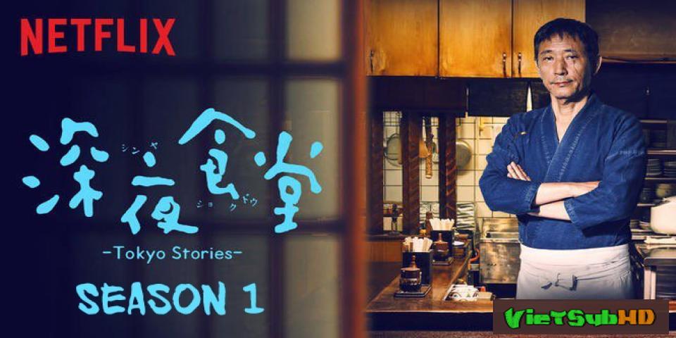 Phim Quán ăn đêm (Phần 1) Hoàn tất (10/10) VietSub HD | Midnight Diner (Season 1) 2009