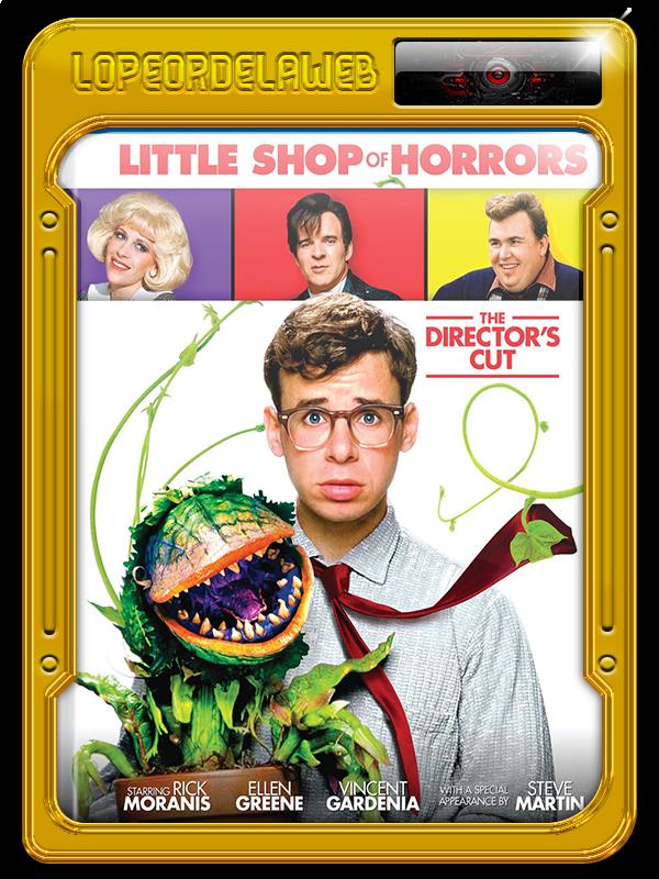 La Pequeña Tienda de los Horrores (1986) 720p-Mega