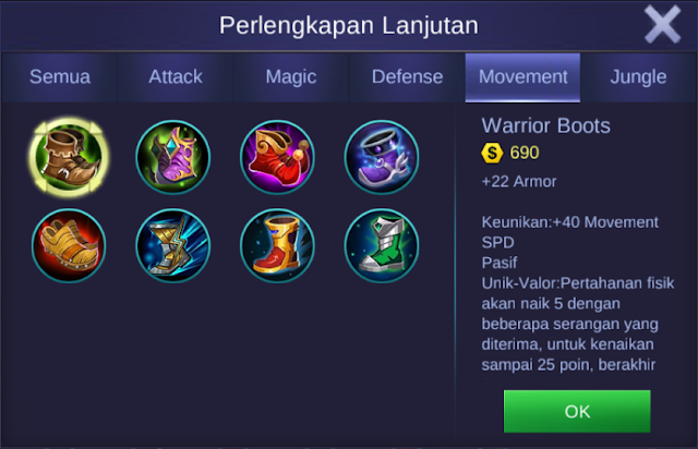 item-warrior-boots-mobile-legends-bang-bangs