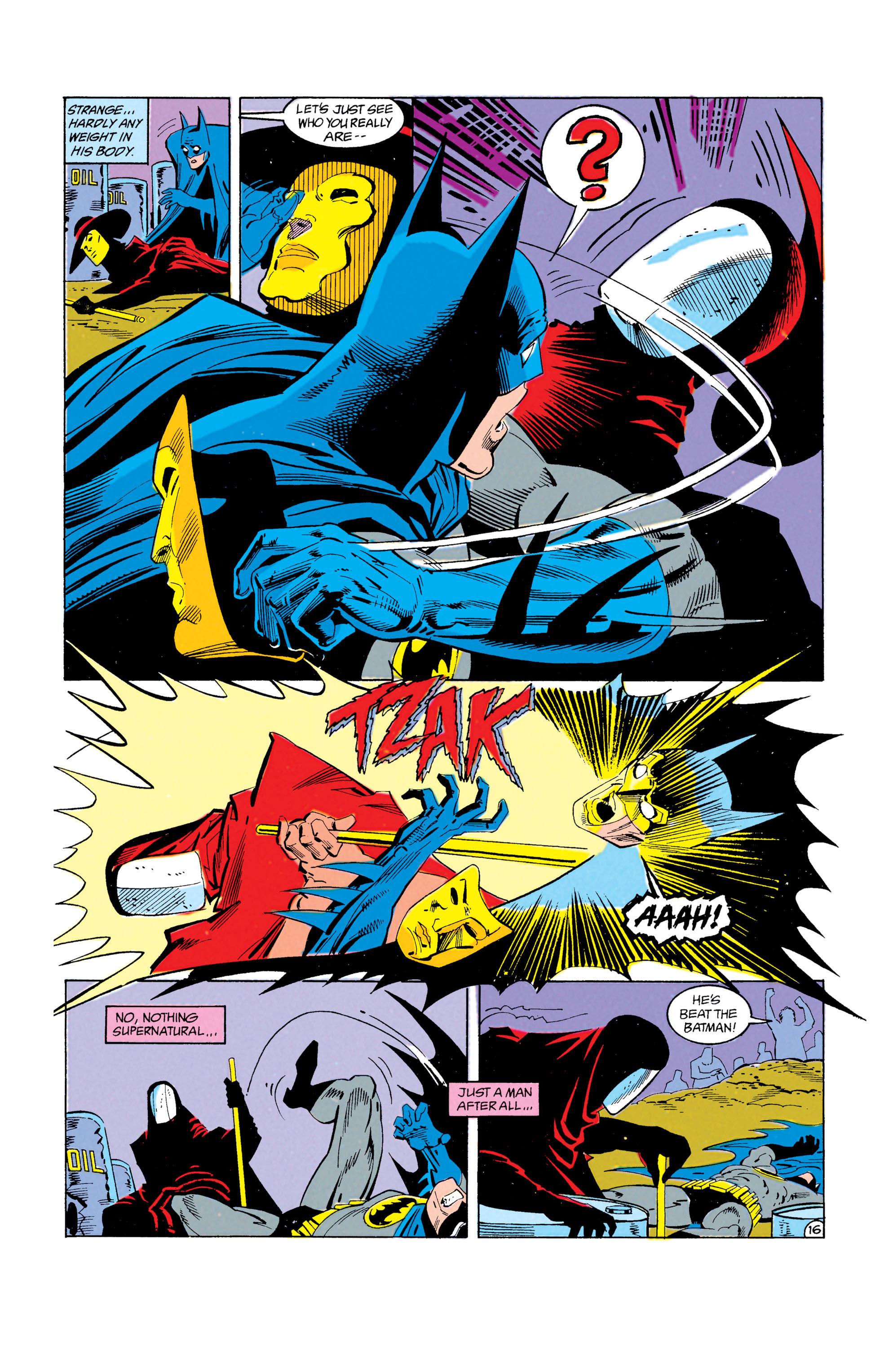 Detective Comics (1937) 609 Page 16