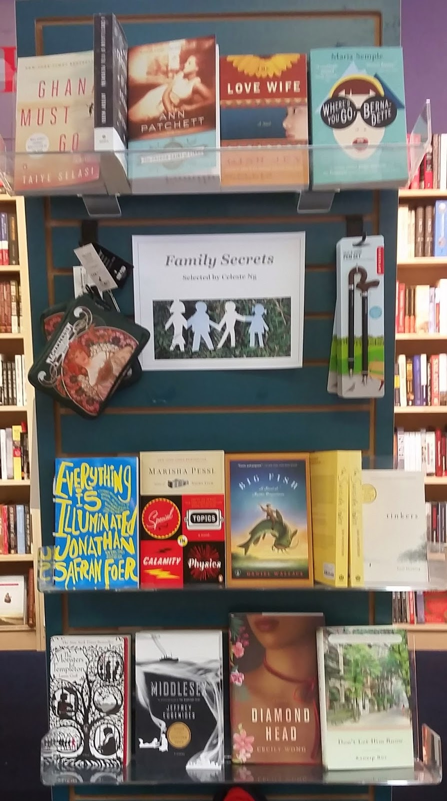 Porter Square Books Blog | the American Booksellers Association