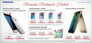 Samsung Ramadhan Berlimpah Hadiah