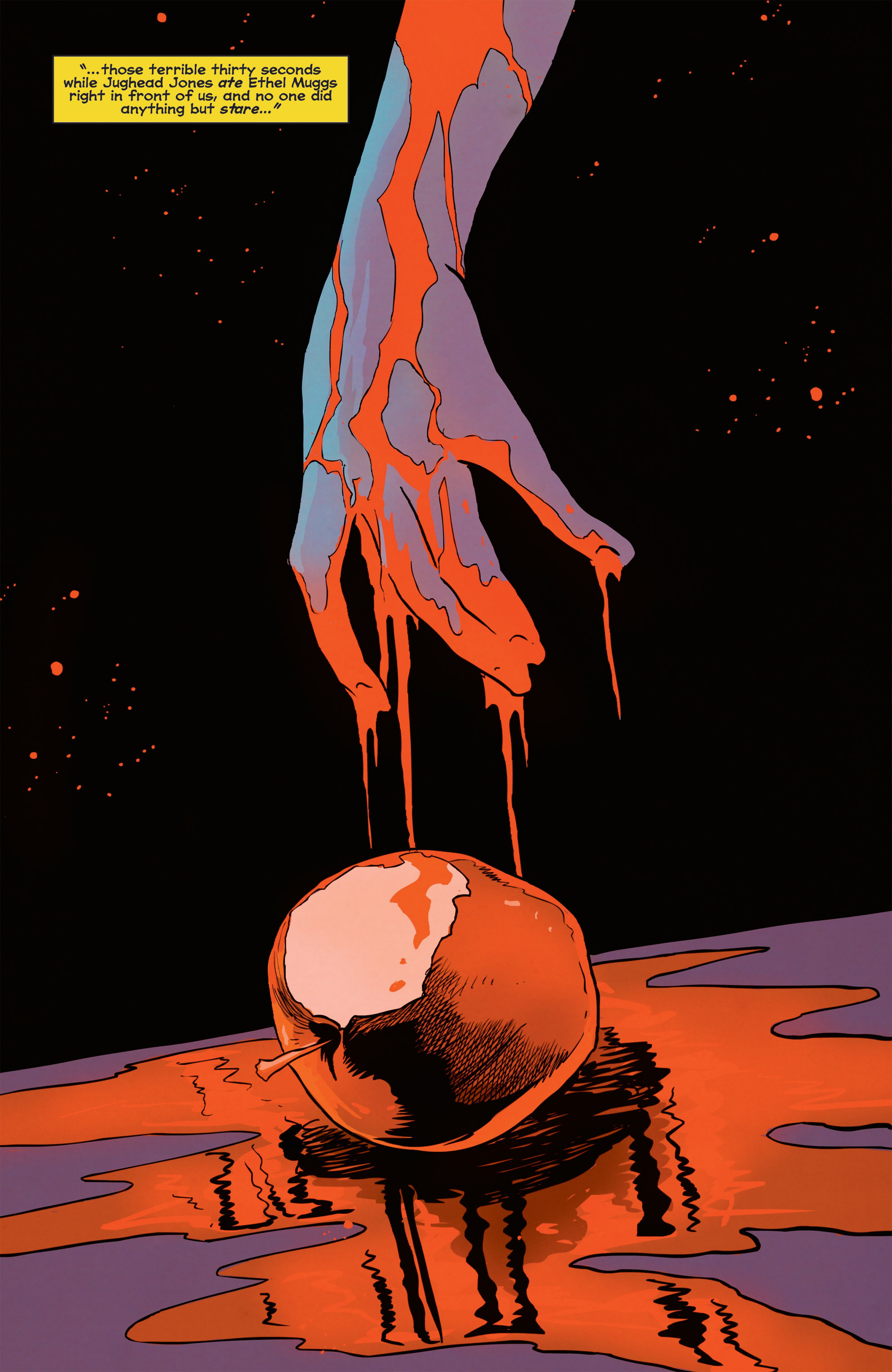 Read online Afterlife with Archie comic -  Issue #2 - 9