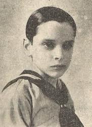 El joven ajedrecista Santiago Gavín